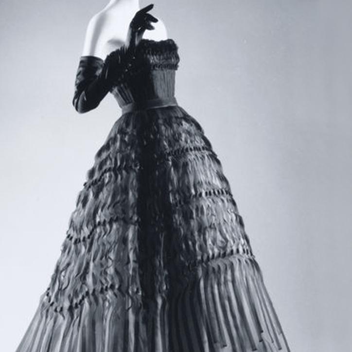 Bague Vrille - Robe Dior inspiration