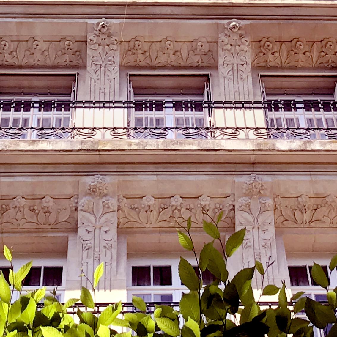 Inspiration Architecture - Avenue Henri Martin