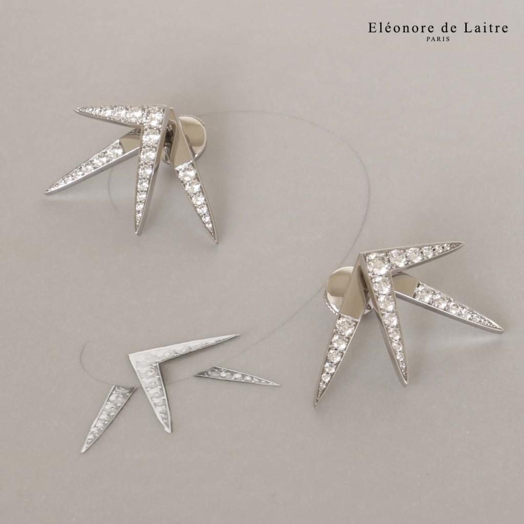 Boucles d'oreille - Les Piquantes